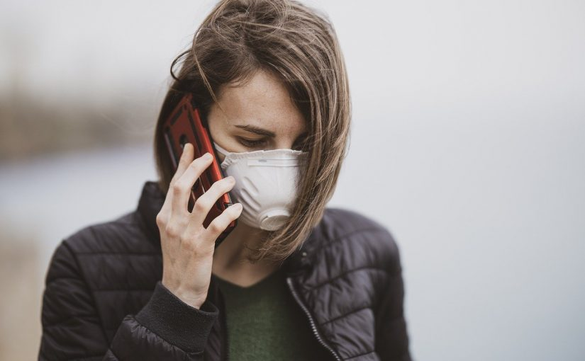 Welche Masken filtern Schadstoffe aus der Luft?